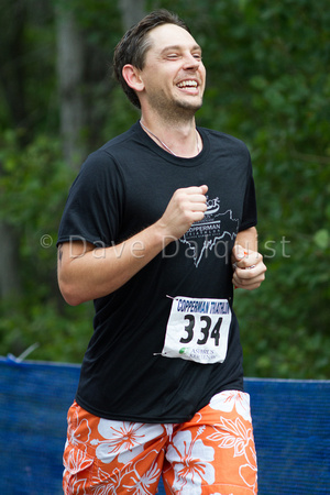 Copperman Triathlon, 2013